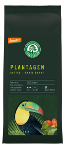 Cafea de plantatie macinata - 100 % Arabica, BIO, 250g LEBENSBAUM [0]