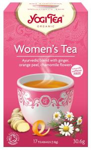 Ceai Bio PENTRU FEMEI, 17 pliculete - 30.6 g Yogi Tea