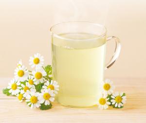 Ceai din flori de musetel BIO, 80gr LEBENSBAUM [1]