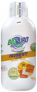 Detergent lichid pentru spalarea pardoselilor, 1000ml Biopuro