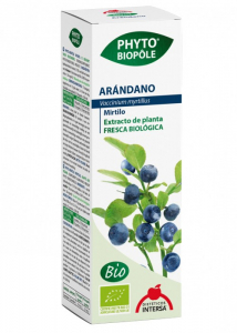 Extract BIO de afine, 50 ml Phyto-Biople [1]