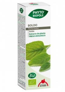 Extract BIO de Boldo, 50 ml Phyto-Biople [1]
