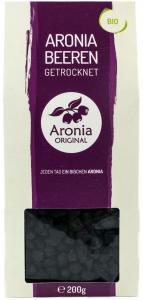 Fructe BIO de aronia uscate, 200 g Aronia Original [0]