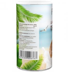 Lapte praf BIO de cocos, 200 g [2]