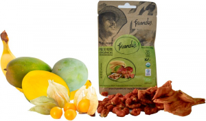 Mango, catina incasa, baby banane deshidratate bio, 30g Juan Valdez [1]