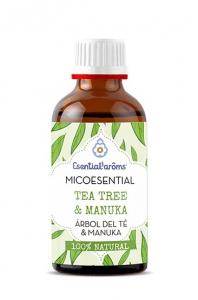 Micoesential, ulei esential BIO din arbore de ceai si manuka, 10 ml, Esential'arôms [2]