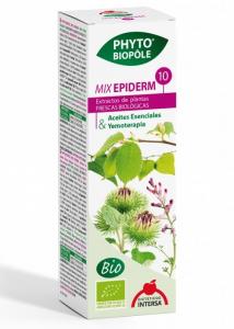 MIX BIO 10 DIN PLANTE, EPIDERM, CURATAREA PIELII, 50 ML Phyto-Biople [1]