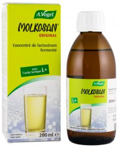 Molkosan Original - Concentrat de zer fermentat, 200 ml A. Vogel [1]