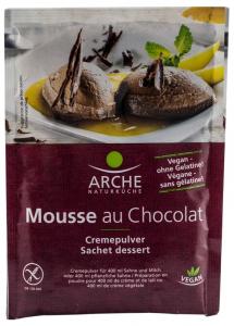 Mousse BIO de ciocolata, 78 g Arche Naturkche [0]