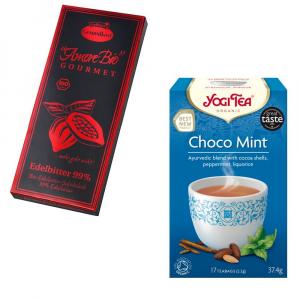 Pachetul cu aroma de boabe de cacao, menta si ciocolata neagra [1]