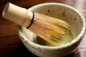 Pachet cadou ceai si ustensile Matcha - original japonez Arche [2]