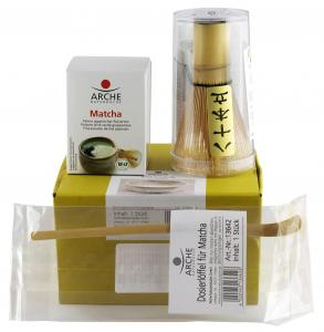 Pachet cadou ceai si ustensile Matcha - original japonez Arche [0]