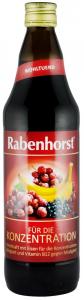 ,,Pentru Concentrare Suc De Fructe, 0.75L Rabenhorst [0]