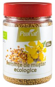 Seminte de mustar Bio, 180 g [0]