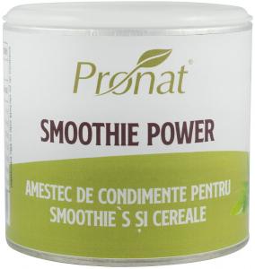 Smoothie Power, Amestec De Condimente Pentru Smoothies Si Cereale, 70G [0]