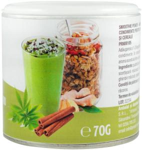 Smoothie Power, Amestec De Condimente Pentru Smoothies Si Cereale, 70G [1]