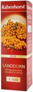 Suc cu pulpa ,,CATINA PLUS C500, 450 ML RABENHORST [1]