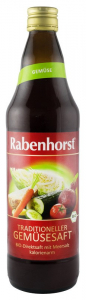 Suc Pur Bio De Legume, 0.75L Rabenhorst [0]