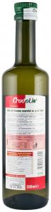 Ulei cu grad oleic ridicat ideal pentru prajit, 500 ml Crudolio [1]