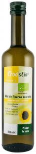 Ulei de floarea soarelui Bio 500 ml Crudolio [0]