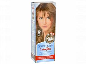 Vopsea de par Silk&Shine 10 Blond Inchis - Color Plus 50g [0]