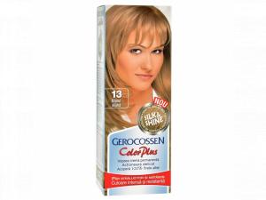 Vopsea de par Silk&Shine 13 Blond Aluna - Color Plus 50g [0]