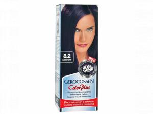 Vopsea de par Silk&Shine 8.2 Aubergine - Color Plus 50g [0]