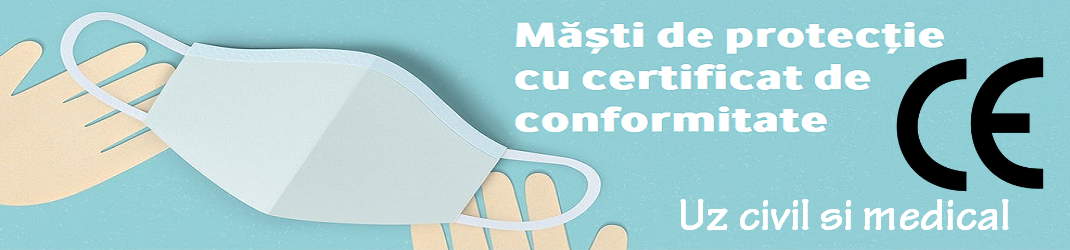 Masti de protectie - banner categorie