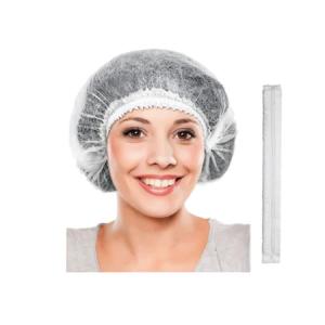 Bonete albe (capeline) 100 buc/set [0]