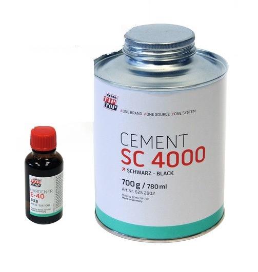 Adeziv bicomponent REMA TIP TOP Cement SC4000 pentru cauciuc [0]