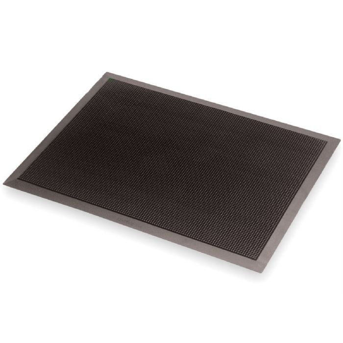 Covor intrare cauciuc negru Grip Mat 40x60 cm - zona exterioara [0]