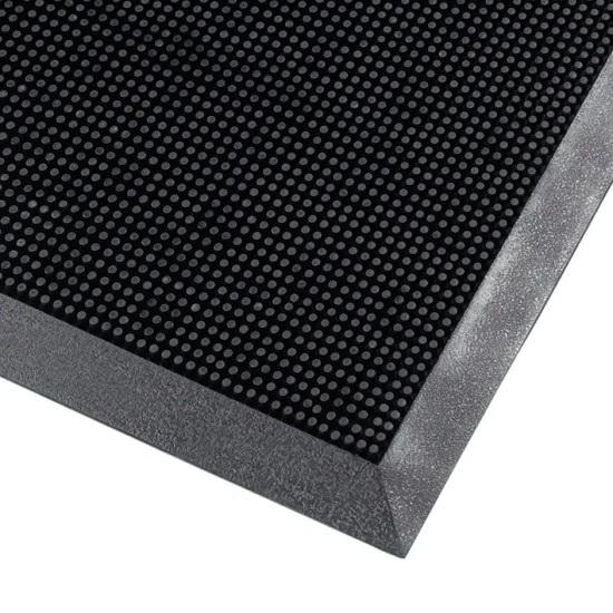 Covor intrare cauciuc negru Grip Mat 40x60 cm - zona exterioara [1]