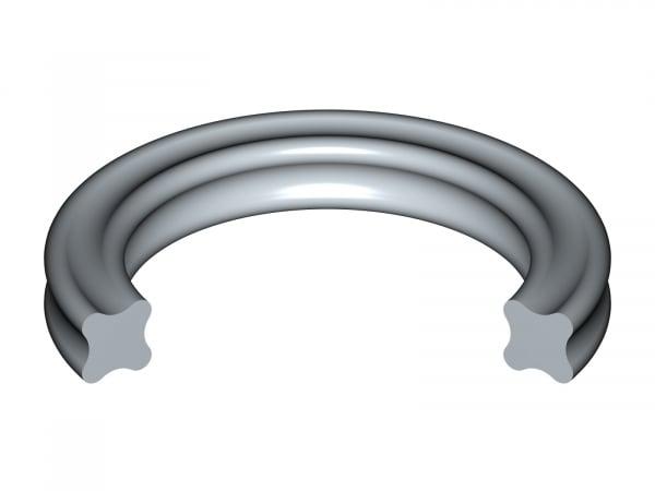 Inel X-Ring  FKM70 10.77 x 2.62 mm [0]
