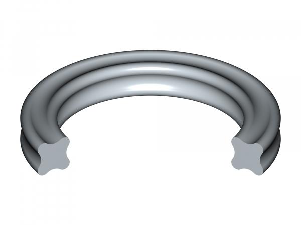 Inele X-Ring din cauciuc NBR, FKM [1]