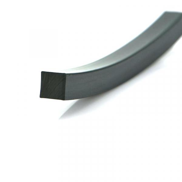 Snur patrat 5x5mm din cauciuc NBR70 [0]