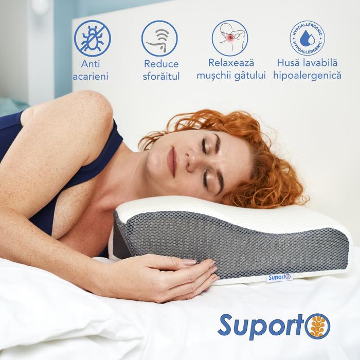Perna de dormit cu suport cervical [4]