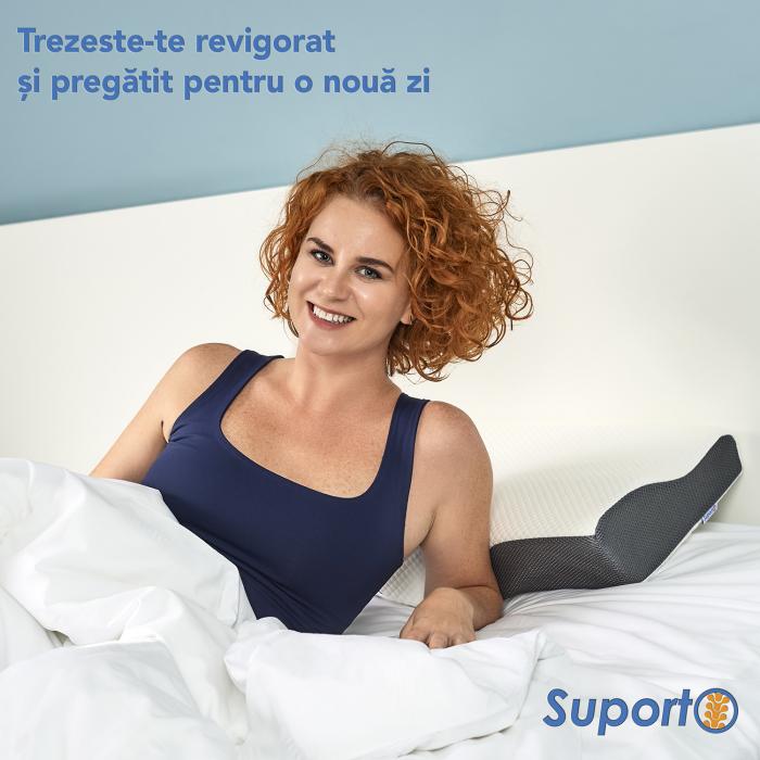 Perna de dormit cu suport cervical [5]