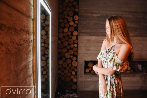Oglindă cu LED   ALEXA [7]