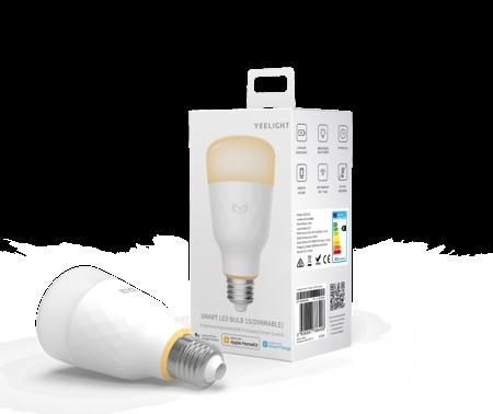 Bec SMART LED dimabil 1s alb [1]