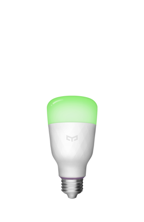 Bec SMART LED dimabil 1s color, Yeelight 3