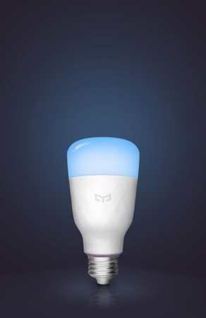 Bec SMART LED dimabil 1s color, Yeelight 4