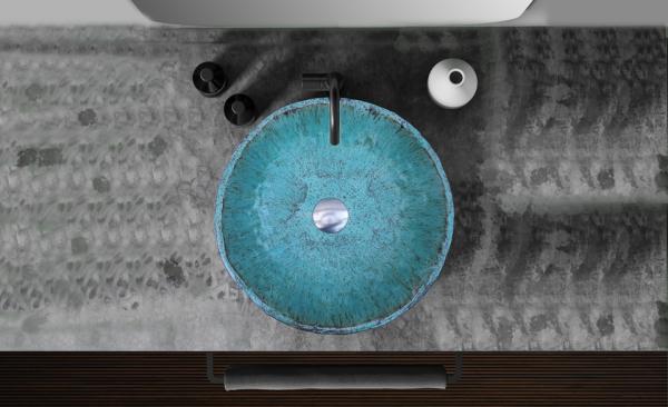 """Chiuveta ceramica UNICAT """"Azur"""" [4]"""