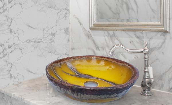 """Chiuveta ceramica UNICAT """"Dorințe"""" [0]"""