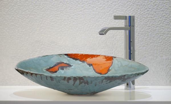 """Chiuveta ceramica UNICAT """"Feerie"""" [1]"""