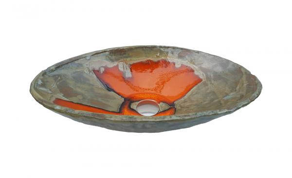"""Chiuveta ceramica UNICAT """"Fluture"""" [1]"""