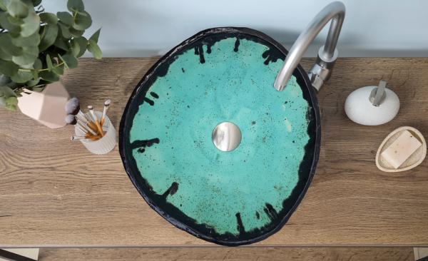 """Chiuveta ceramica UNICAT """"Simbioză"""" [5]"""