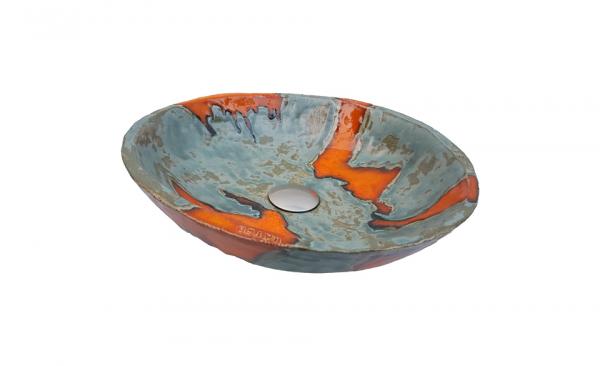 """Chiuveta ceramica UNICAT """"Vise și nori"""" [4]"""