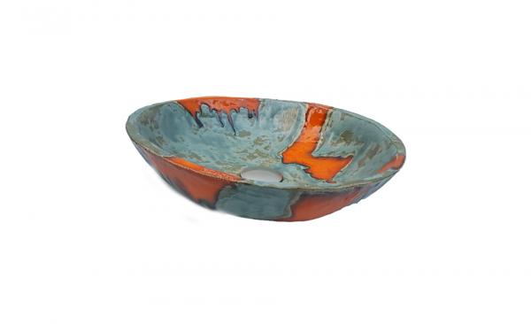 """Chiuveta ceramica UNICAT """"Vise și nori"""" [3]"""