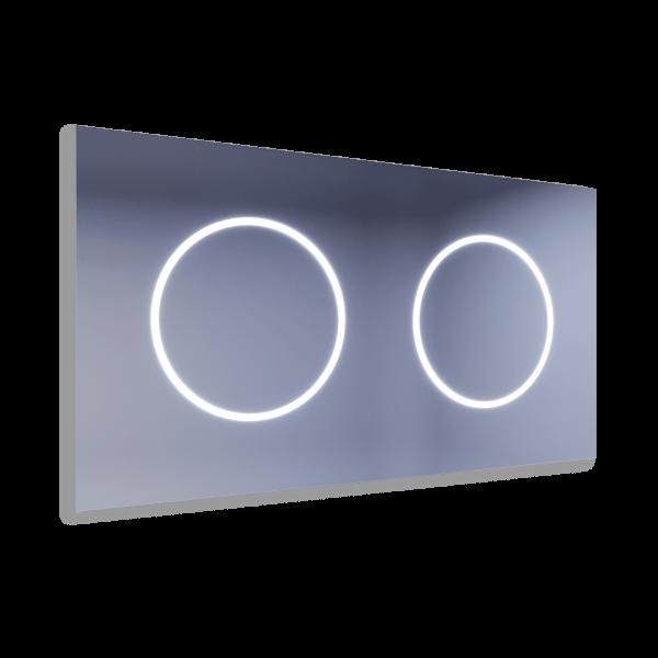 Oglindă LED | AURORA DOUBLE [2]
