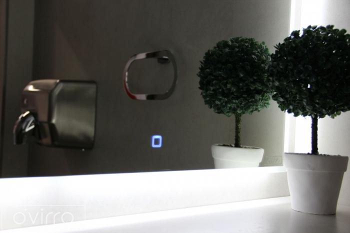 Oglindă LED | SAFIRA [4]